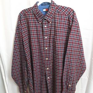 Tommy Hilfiger Long Sleeve Button Down Shir